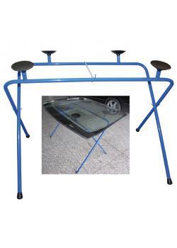 Windschutzscheiben-Ständer - mit Saugplatten - max. Belastbarkeit 25 kg