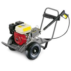 Karcher HD 801 B - Cold water high pressure cleaner - petrol engine - for electricity-independent use