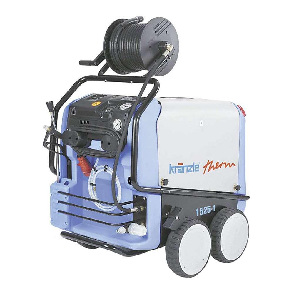 Högtryckstvätt - mobil - för varmvatten - max 195 bar - KRÄNZLE