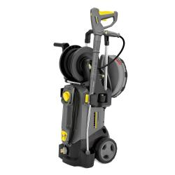 Cold water high-pressure cleaner HD 5/15 CX Plus + FR Classic - with hose reel - 500 l / h - 2.8 kW - 150 bar