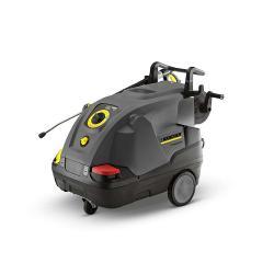 Kärcher HDS 6/14 CX - Heißwasser-Hochdruckreiniger - mit eco!efficiency-Stufe, Easy-Press-Pistole, Servo Control, Schlauchtrommel  inkl. 15 m Hochdruckschlauch