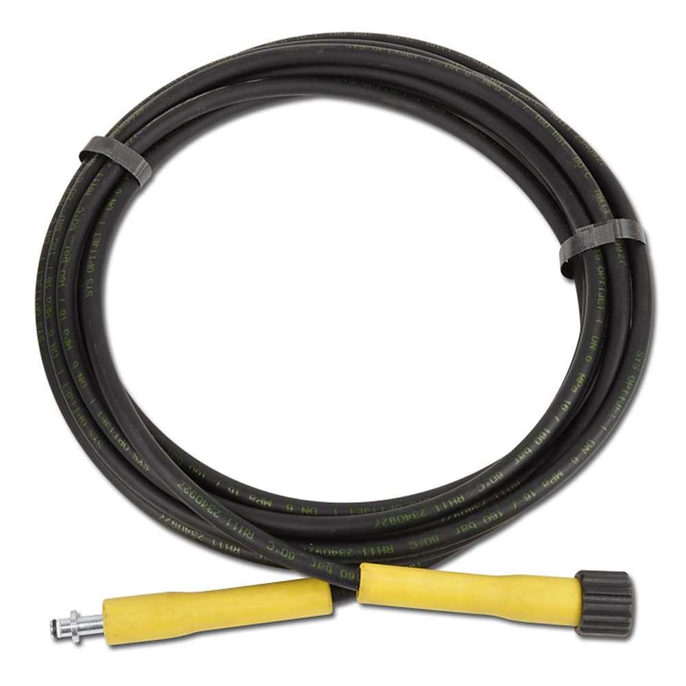 HD-Waschschlauch NW6 - 160 bar - Kunstoff - schwarz