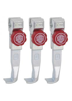 Pulling leg - quickly adjustable - 1 set a 3 piece - KUKKO