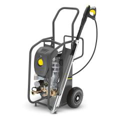 Karcher HD 10 / 25-4 Cage Plus - Cold-water pressure washer - for the extremely tough conditions