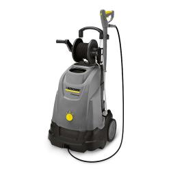 Hot water high pressure cleaner HD 5/11 UX - with hose reel and 15 m high pressure hose - 450 l / h - 110 bar