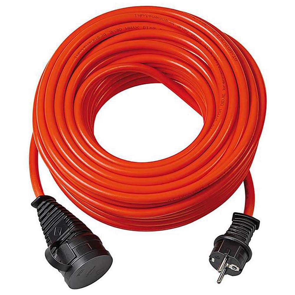Verlängerungskabel IP 44 - Bremaxx - N05V3V3-F 3G1,5