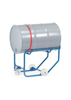 Drum turner - without lever bar - mobile - Capacity 250 kg