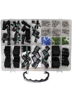 Connectors products - Delphi® connector waterproof - 232 pcs.