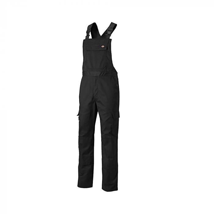 Latzhose Everyday - Dickies - Größe 44 bis 62 - schwarz