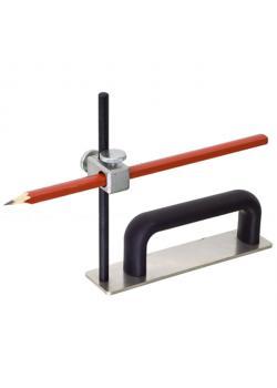 Roll Höhenanreißer - für Höhen von 10 bis 150 mm - Gewicht 0,52 kg