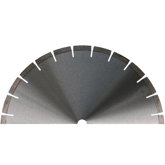 Diamantscheibe - extra dünn - Segmenthöhe 10 mm