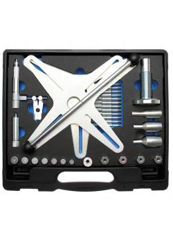 SAC Clutch tool set - for coupling with 3- or 4-hole pitch