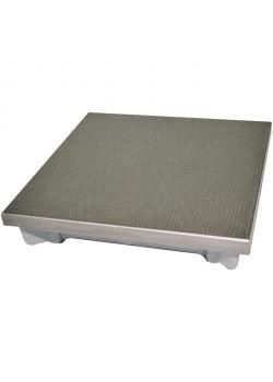 Anreiß- und Tuschierplatte - DIN 876/1 - Gusseisen