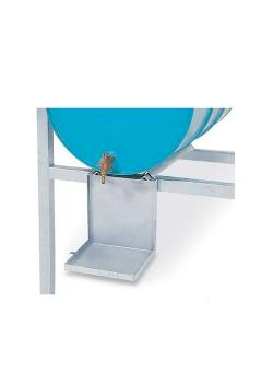 Kannenträger - Stahl verzinkt