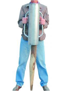Hand-Pfahlramme - Gewicht 13 kg