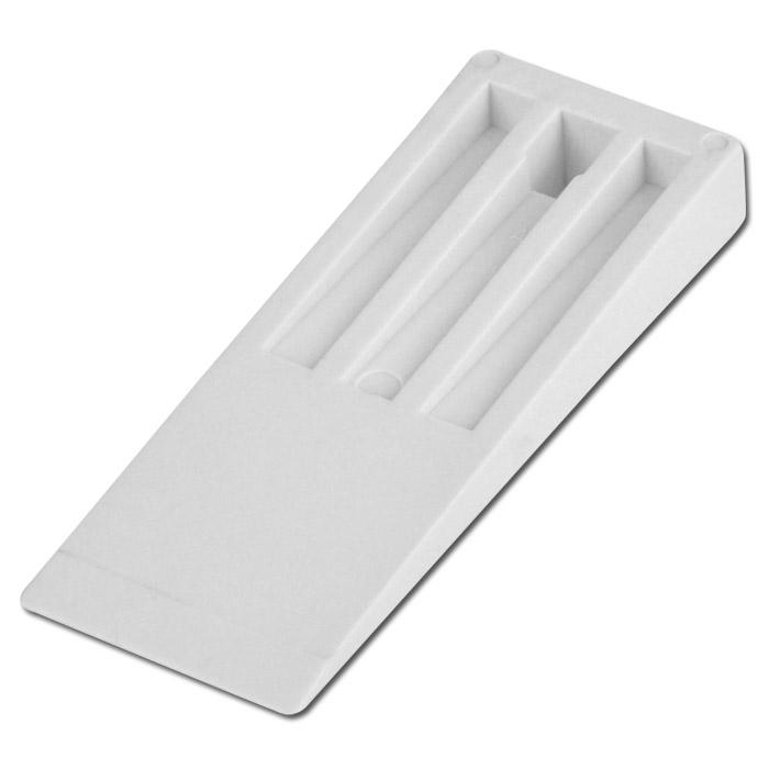 Kil för avformning, standardkil - vit