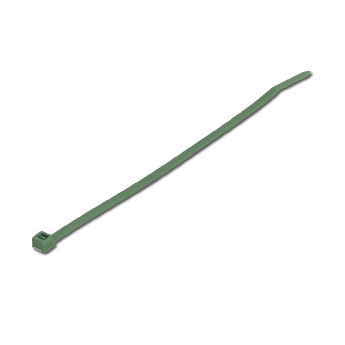 Syrafast buntband - Mått (L x B) 200 eller 368 x 7,6 mm - Material Polypropylen