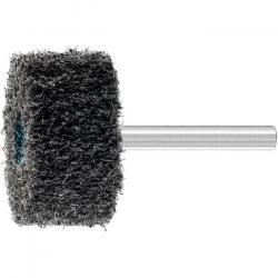 Schleifräder - PFERD POLINOX® - für Metalle, Buntmetalle, INOX - Siliciumcarbid - Bezeichnung PNL 4020/6 SiC 100 - Besatzmaße (D x T) 40 x 20 mm - Korngröße 100
