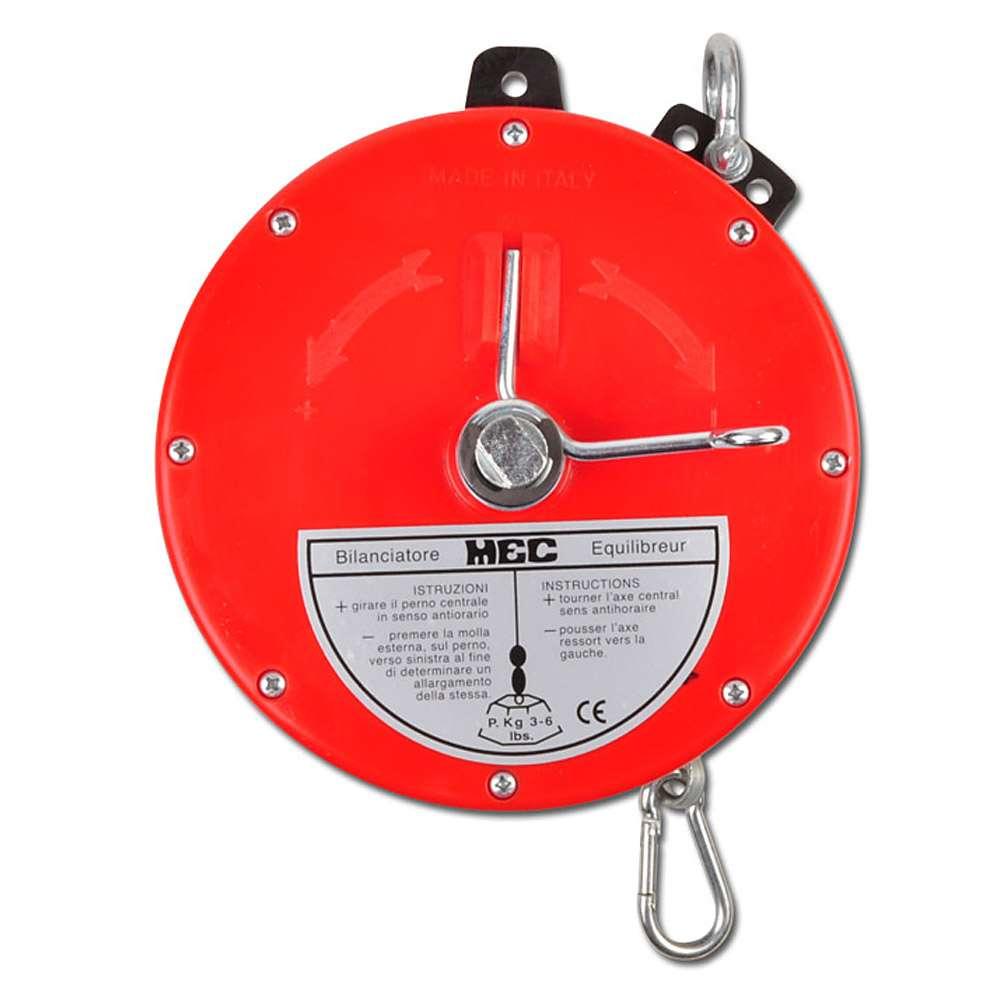 """Bilanciatore """"BS1"""" - capacità di carico 3-6 kg - lunghezza del cavo 2,1 m"""