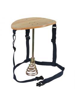 Melkschemel - seat height 34 cm