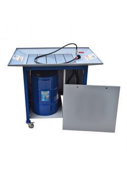 Delar rengöringsanordning MST 800 XL mobil - för delar av metall och plast