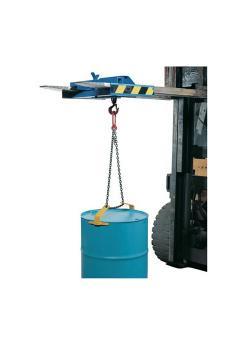 Fassgehänge FGH - für stehende 60 bis 220-l-Fässer