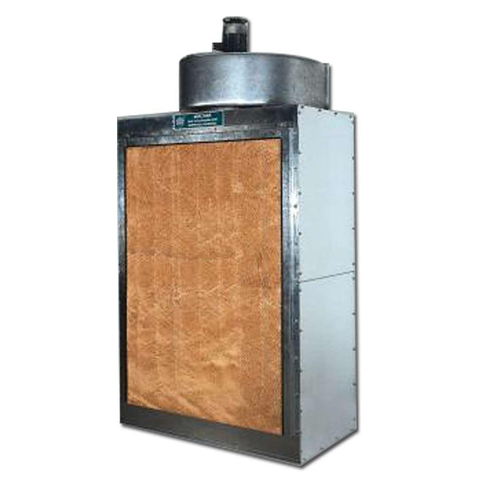 Farbnelabsaugwand - Trockenabscheidung - Modell 900