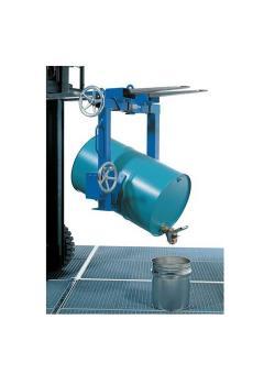 Fasswendezange - Stahl lackiert - für Metallfässer