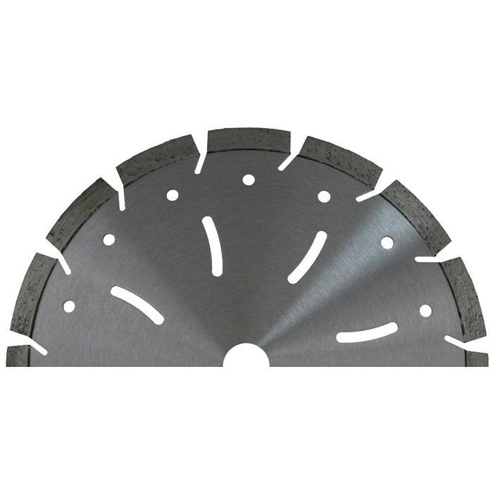 Diamantscheibe - segmentiert - Lüftungslöcher