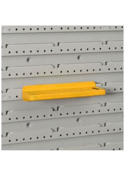 Borr / bitshållare StorePlus Flex P 39 - Yttermått (B x D x H) 165 x 60 x 32 mm - Material Plast
