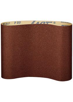 Schleifpapier Breitband PS 29 F - Breite 930 bis 1350 mm - Länge 1525 bis 2620 mm - antistatisch - VE 10 Stück - Preis per VE
