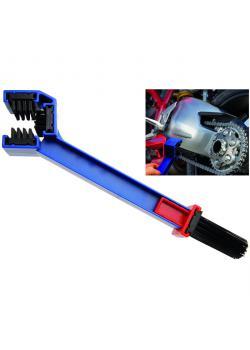 Reinigungsbürste - für Motorradketten - U-Form - 265 mm