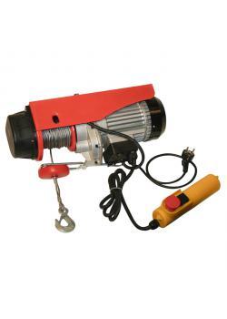 Seilwinde elektrisch - Spannung 230 V - Watt 1200 W