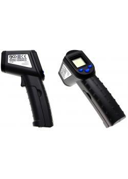 Digital-Laser Thermometer - von -50°C bis +500°C - Messzeit ca. 1 Sekunde