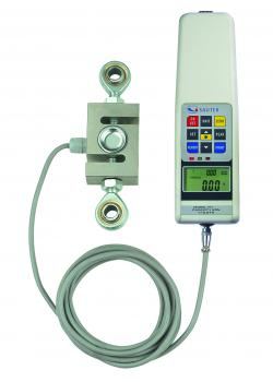 Digital Force Gauge - max. Measuring range 1 to 5 kN - with RS-232 interface