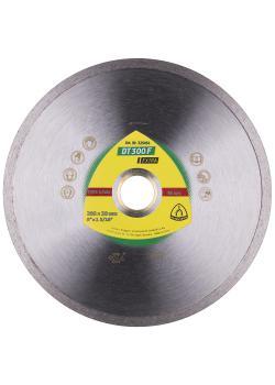 Diamanttrennscheibe DT 300 F - Durchmesser 200 mm - Bohrung 30 mm - gesintert