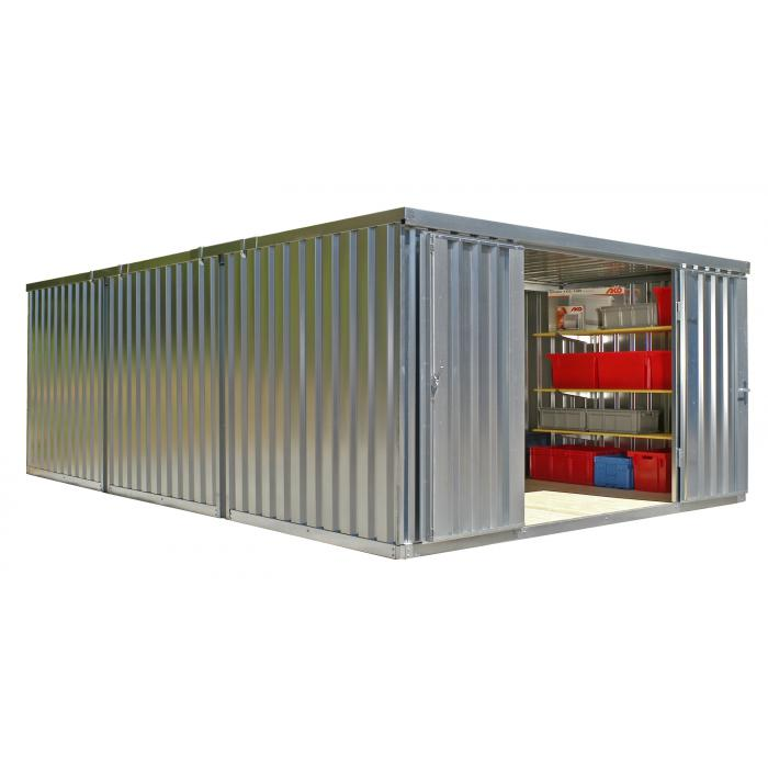 "Materialcontainer ""MC 1460"" - 25 m² - mit/ ohne Boden - FLADAFI®"