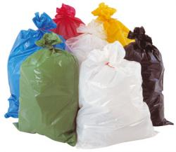 Soppåsar - 120 liter