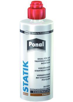 """Ponal 2K-Expansionskleber """"Statik"""" - 165g"""