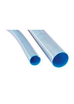 NORPLAST® PUR 387 - Polyurethanschlauch - superschwer - Innen-Ø 75-76 bis 150-152 mm -  bis 30 m - Preis per Rolle
