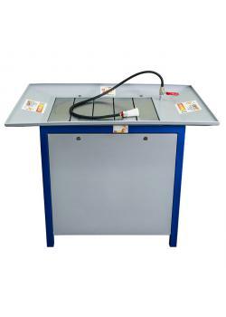 Delar rengöringsanordning MST 800 XL - för delar av metall och plast