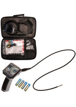 Endoskop-Farbkamera - mit LCD-Monitor - Wassergeschützt nach IP67