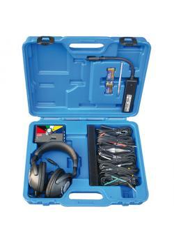 Elektronisches Stethoskop - inkl. 6-Wege-Verstärker  - Ortung von Geräuschquellen