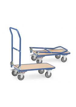 Folding Cart - Capacity 150-250 kg - foldable