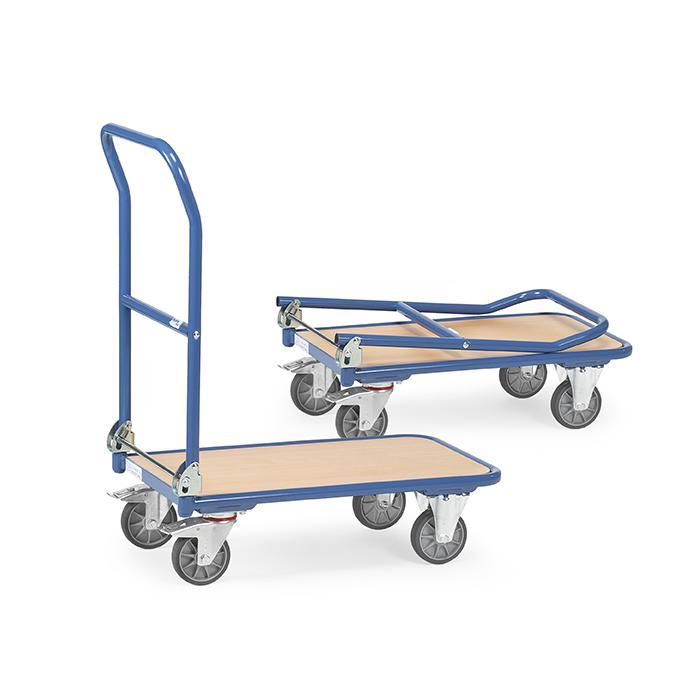 Folding Cart - Kapasitet 150-250 kg - sammenleggbar