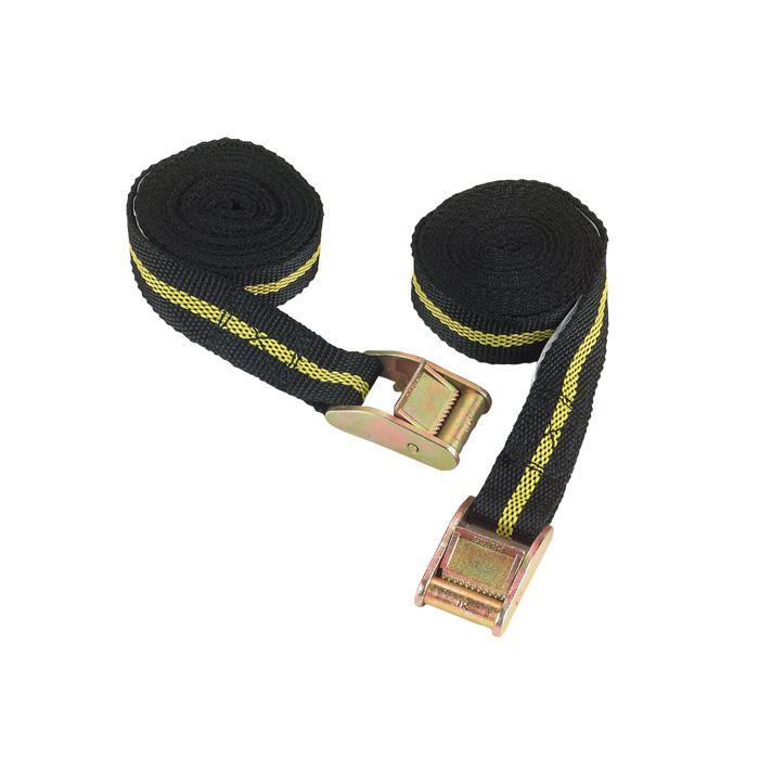 Zurrgurt - Breite 25 mm - Länge 2,5 bis 5 m - VE 2 und 1 Stück - Preis per VE