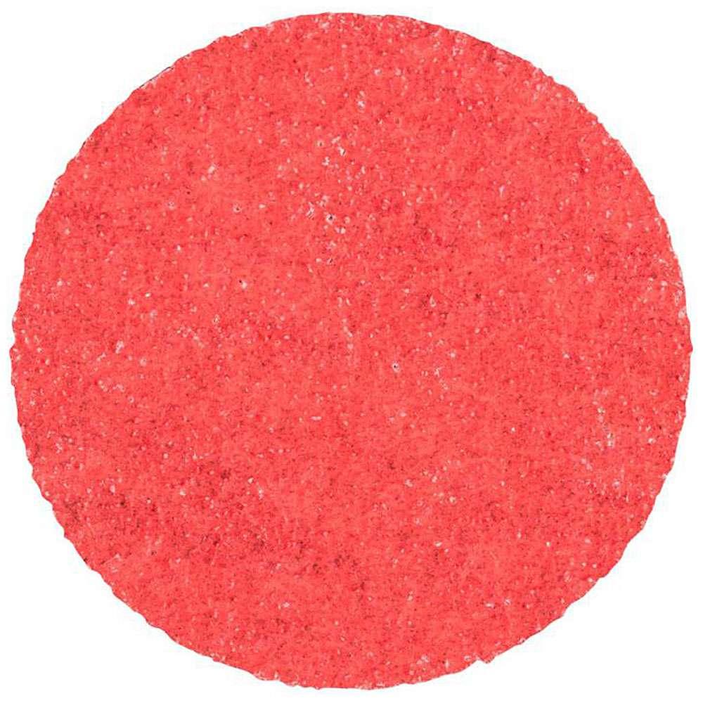 Schleifscheibe - PFERD COMBIDISC® - Keramikkorn COOL - Aufspannsystem CDR