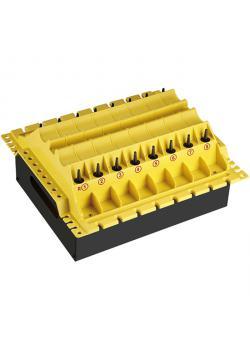 Systemablage - für Zylinderkopf-Reparatur - Maße 400 x 450 x 260 mm