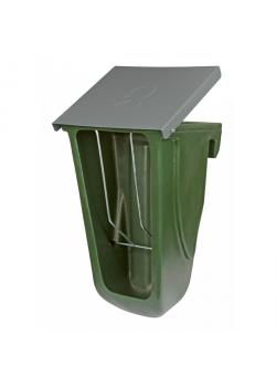 Feeder box for calf huts - width - 300 mm - height 480 mm - depth 250 mm