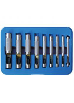 Locheisensatz - 3-12 mm - 9-tlg.